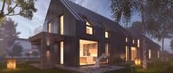 wizualizacja-nocna-domu-3d-nocne-ujecie-w-nocy-render