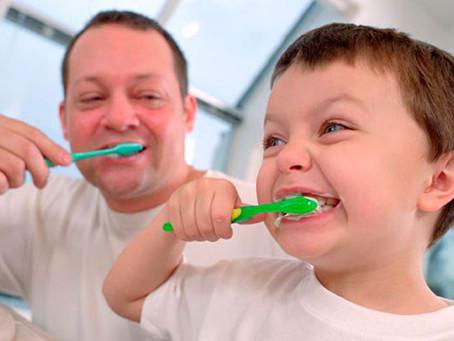 10 errores más comunes al cepillarnos