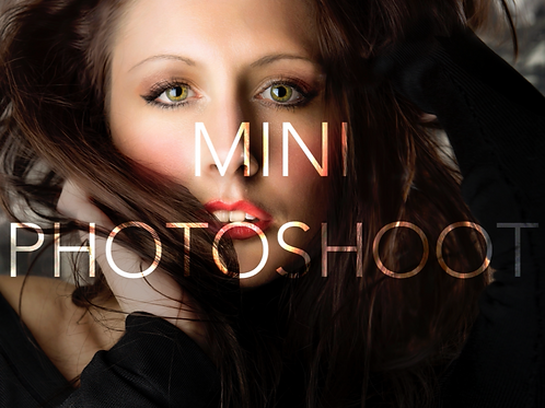 Mini photoshoot