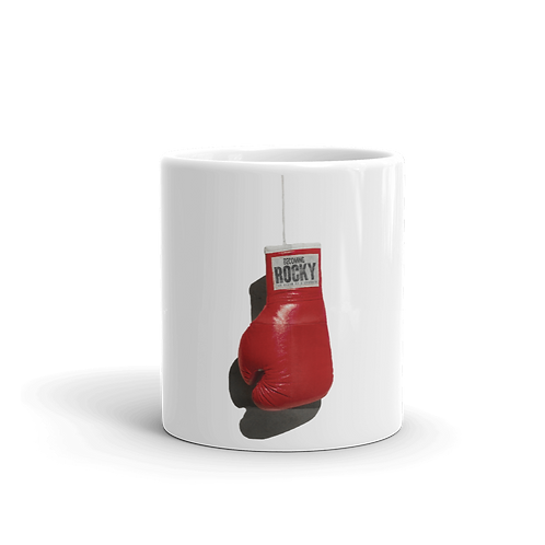 Becoming Rocky: The Birth of a Classic Mug