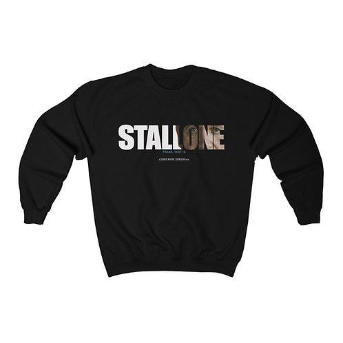 Stallone: Frank, that is Crewneck Sweatshirt