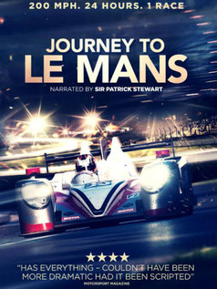 Journey to le mans dvd cover