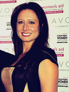 Charlotte_Fantelli_at_the_Avon_Awards co