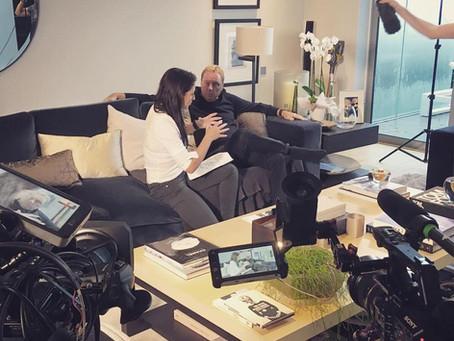 Charlotte Fantelli from Branded Studios interviews Harry Redknapp