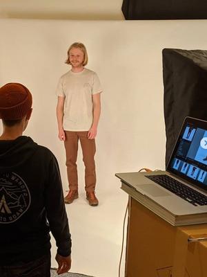 Branded Studios male photography set