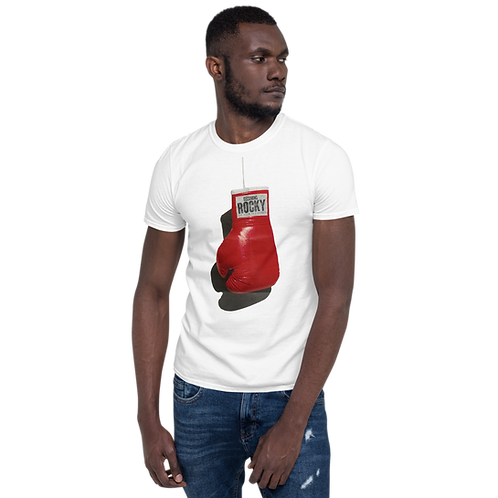 Becoming Rocky: The Birth of a Classic Short-Sleeve Unisex T-Shirt