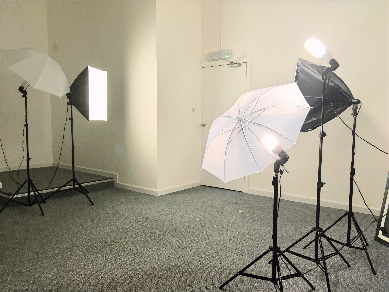 Large Studio Hire