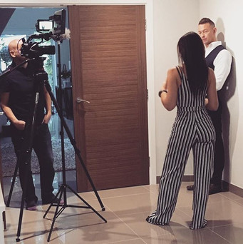 16 interviews filmed in one day... That'
