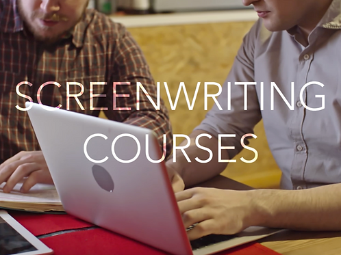 Screenwriting courses