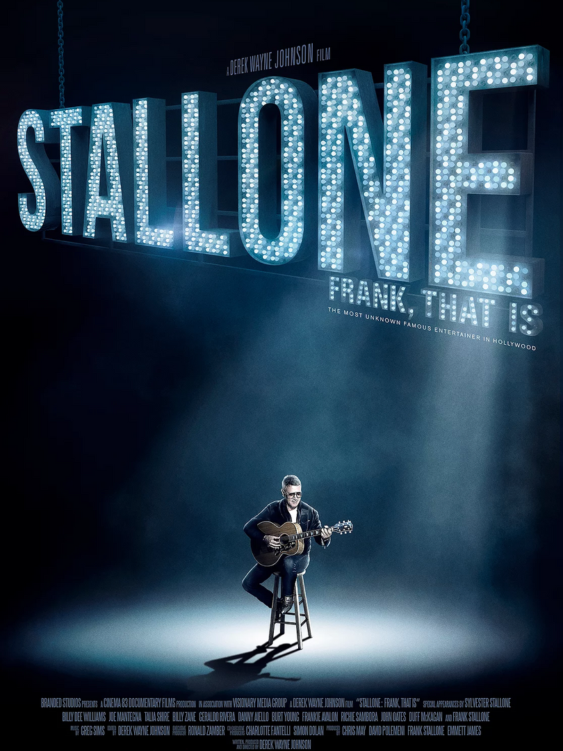 Stallone Frank that is official poster