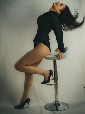 Charlotte Fantelli Model shot
