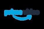Amazon Prime Video logo in blue