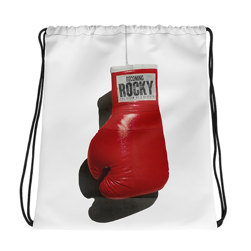 Becoming Rocky: The Birth of a Classic Drawstring Bag