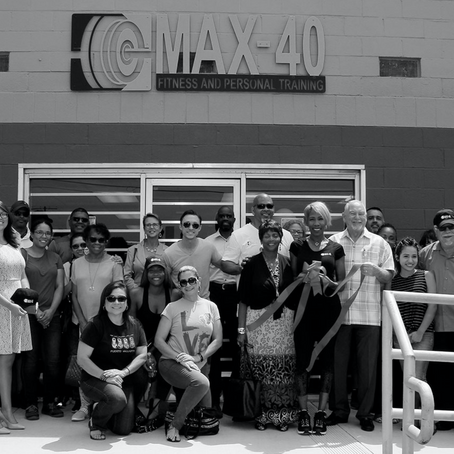 A Million THANK YOUS to all who attended our Ribbon Cutting Ceremony. It was a great success!