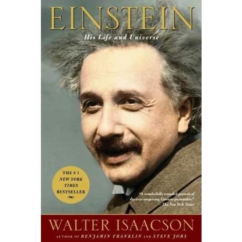 Einstein - His Life & Universe - Walter Isaacson