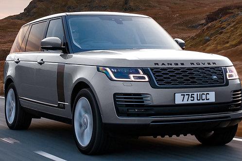 Range Rover Hybrid Electric