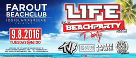 Life is a beach party