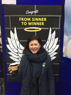 Sinner to winner
