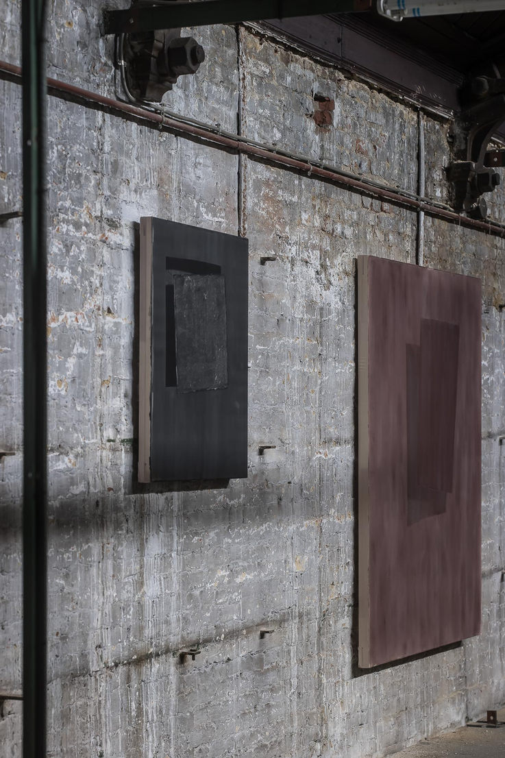 Installation view I Studio Corkinho (Antwerp-B) I 2021
