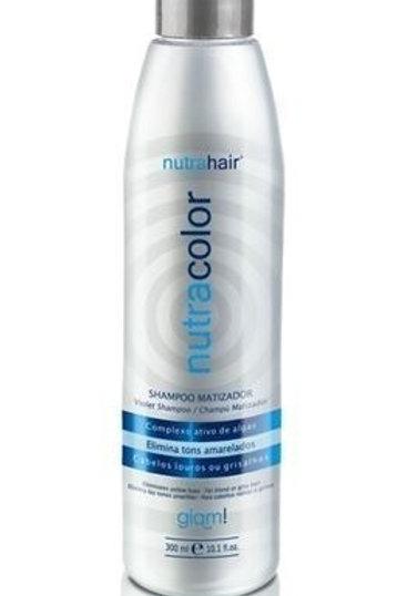 Shampoo Matizador Violeta Nutra Color 300ml - Nutra Hair