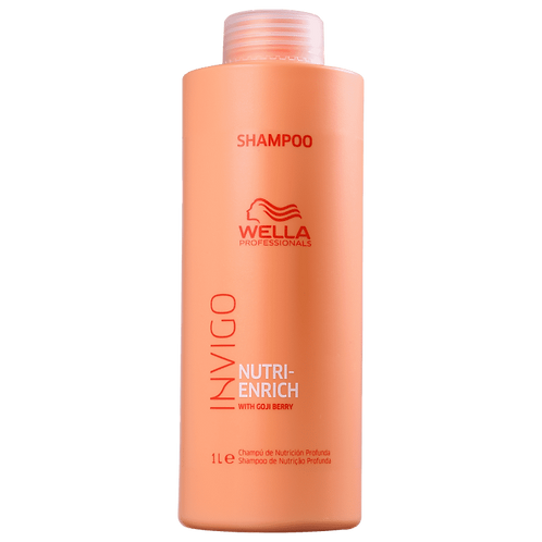 Shampoo Wella Professionals Invigo Nutri-Enrich - 1000ml