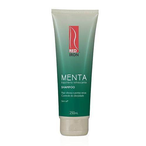 Red Iron Shampoo Menta 250ml