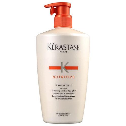 Kérastase Nutritive Bain Satin 2 Edição Limitada - Shampoo 500ml