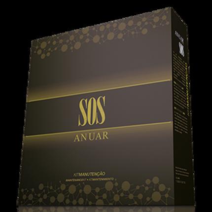 Kit Anuar Manutenção SOS (3 produtos) 900g