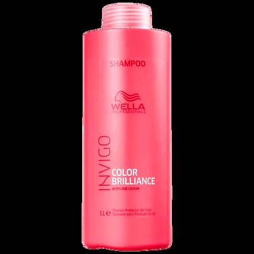 Shampoo Wella Professionals Invigo Color Brilliance -  1000ml