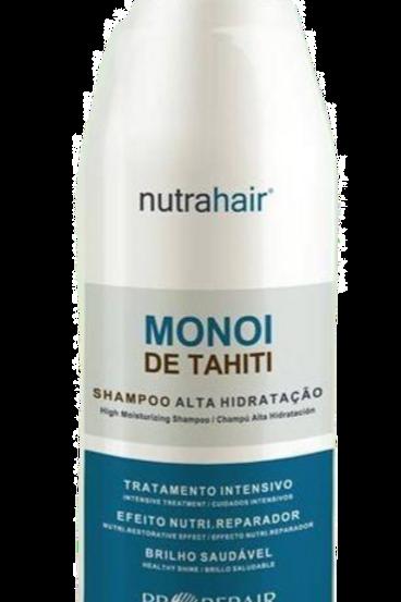 Shampoo Alta Hidratação Monoi De Tahiti 500ml - Nutra Hair