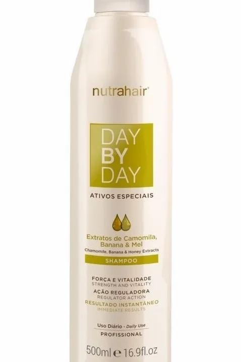 Shampoo Day By Day Camomila 500ml - Nutra Hair