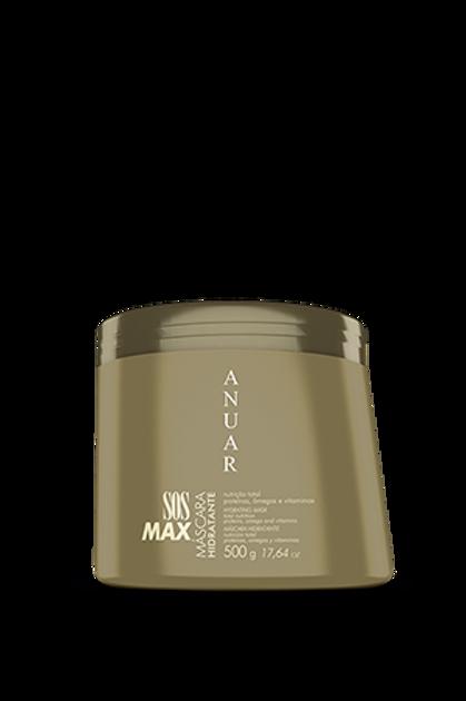 Max Máscara Manutenção SOS 500g
