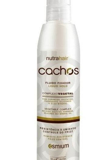 Fluído Modelador de Cachos 500ml Nutra Hair