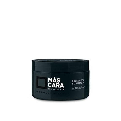 Máscara Tonalizante ABSOLUT BLACK 260G