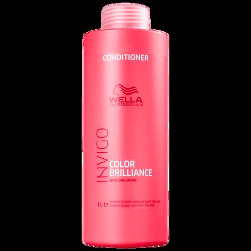 Wella Professionals Invigo Color Brilliance - Condicionador 1000ml