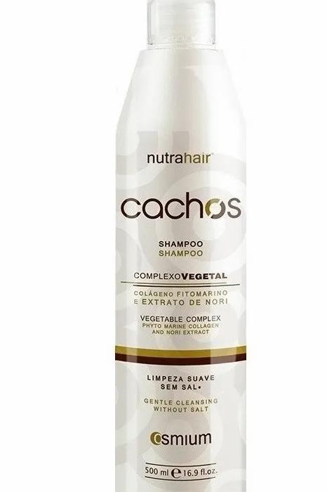 Shampoo para Cachos Nutra hair 500ml
