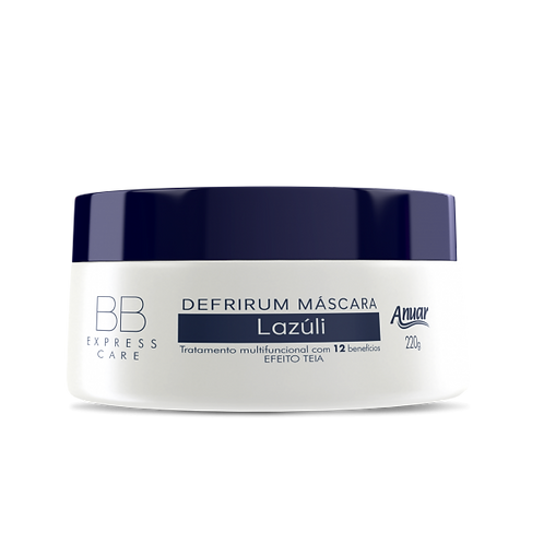 DEFRIRUM MASCARA LAZULI 220g