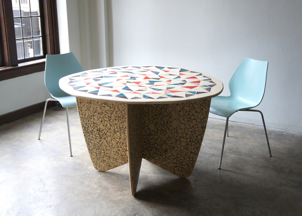 Cut and Paste Table
