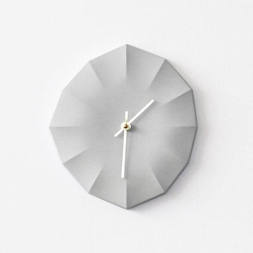 Click Clock Gray