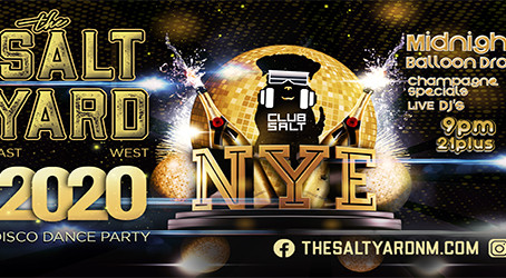 New Year's Eve Party at The Salt Yard