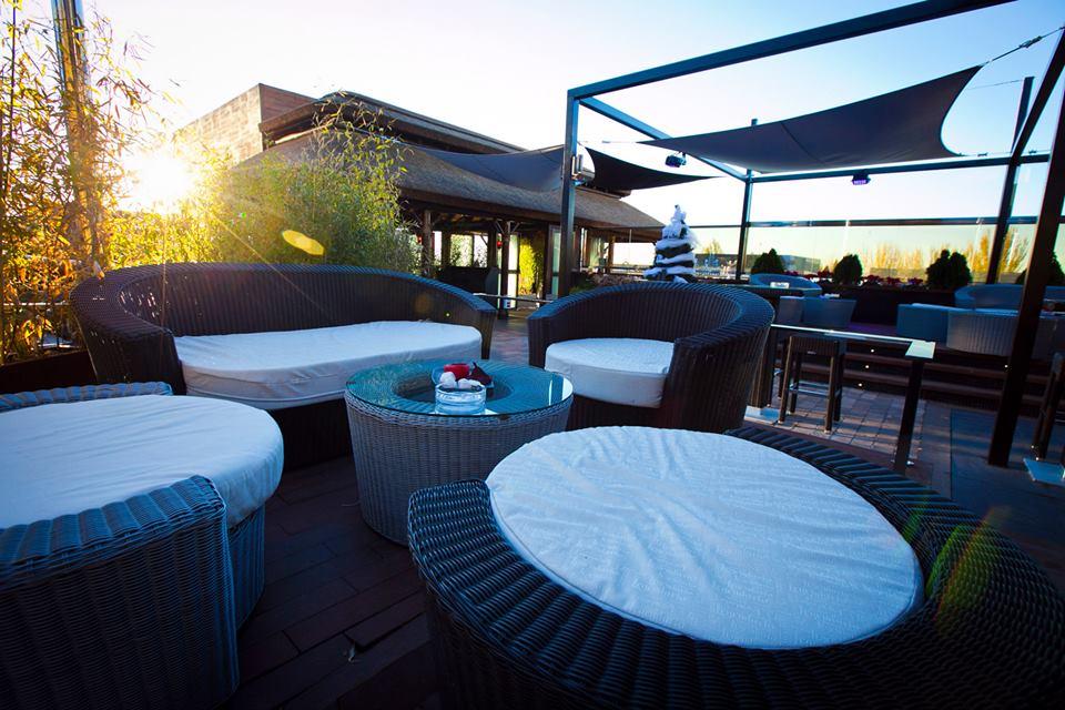 Detalle mueble terraza