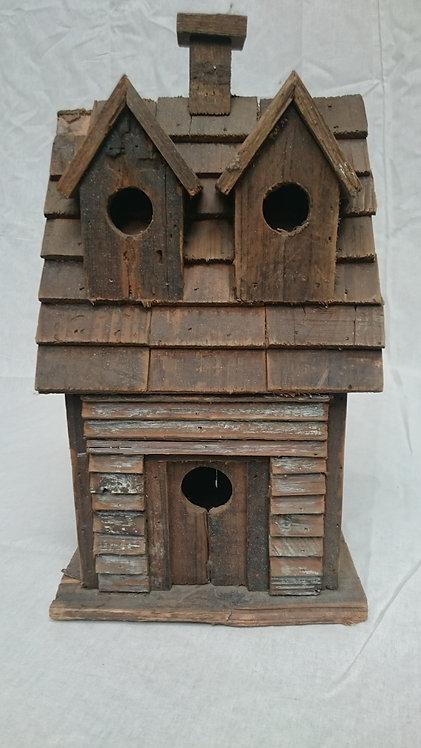 Casa Nido madera