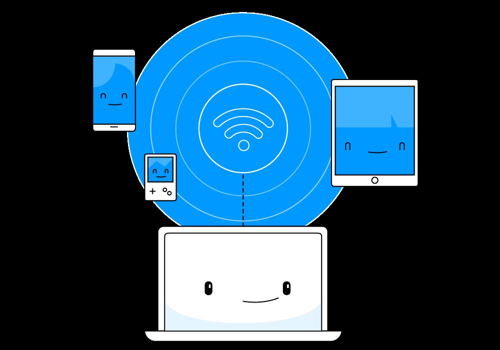Netzwerk-Einrichtung oder Optimierung