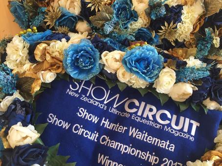 Show Hunter Waitemata Sponsorship