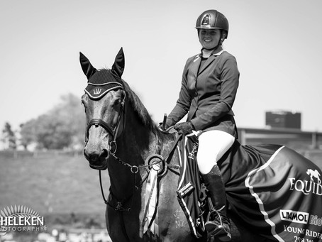 Show Jumping Young Rider at Equidays 2018