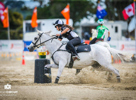Under 17 Mounted Games