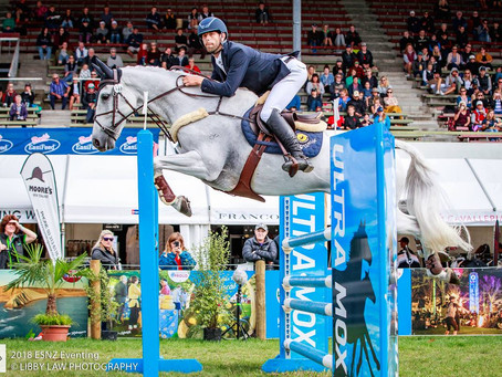 Super League Update after Horse of the Year Eventing