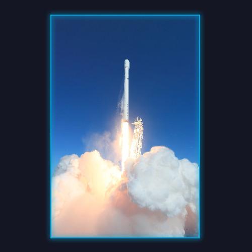 שיגור החללית