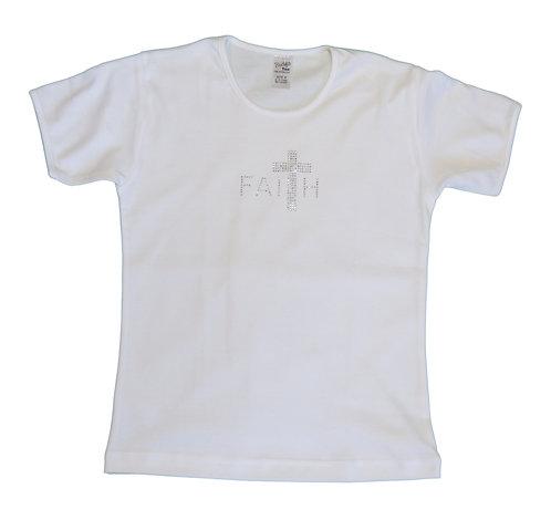 Faith Nailhead White