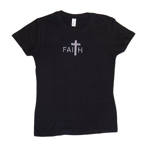 Faith Nailhead Black